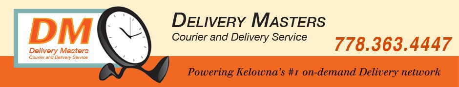 Delivery Masters Courier and Delivery Service